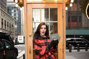 Model Hilary Rhoda Surprises New Yorkers With Westin's 'Holiday After the Holiday' On The Busiest Travel Day Of The Year