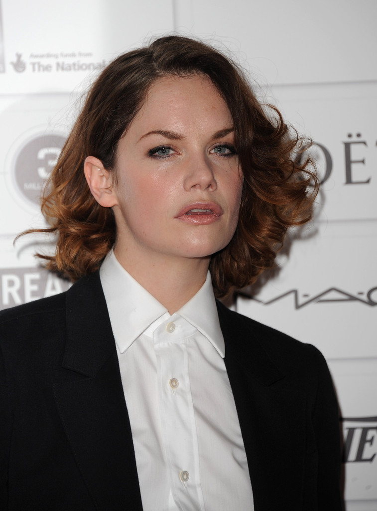 Ruth Wilson: Ruth Wilson In The Moet British Independent Film Awards