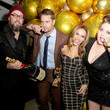 Justin Hartley and Chrishell Stause Photos