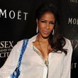 Sheree Whitfield Moet & Chandon's Sex and the City 2 Private Screening