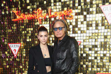 Mohamed Hadid Guess Spring 2018 Campaign Reveal Starring, Jennifer Lopez