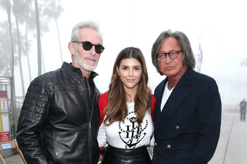 Mohamed Hadid TommyLand Tommy Hilfiger Spring 2017 Fashion Show - Front Row & Atmosphere