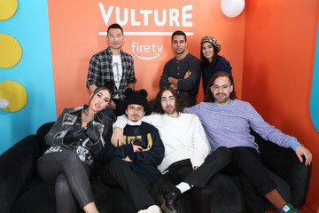 Moises Arias The Vulture Spot Presented By Amazon Fire TV 2020 - Day 3