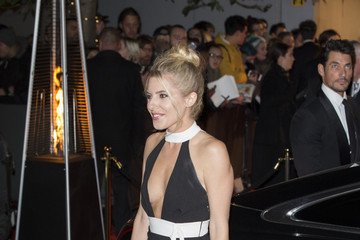 Mollie King British Fashion Awards 2015 - Outside Arrivals