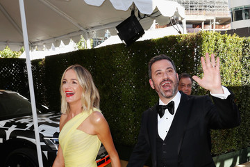 Molly McNearney Audi At The 70th Annual Emmy Awards