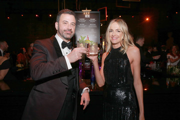 Molly McNearney Jimmy Kimmel Celebrates With Tequila Don Julio And Ciroc