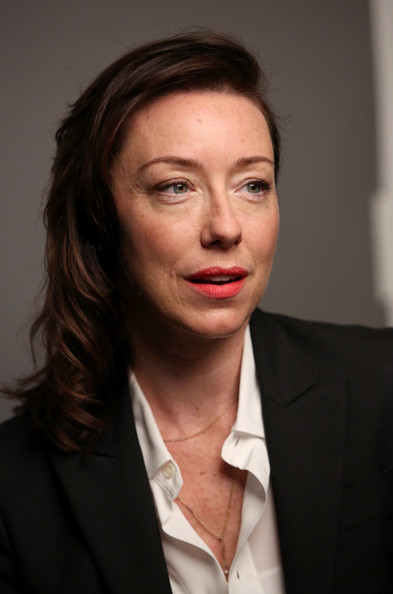 Molly Parker Actress Molly Parker poses for a portrait during the ... Jude Law