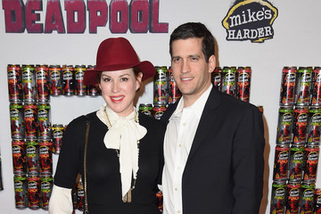 Molly Ringwald Panio Gianopoulos 'Deadpool' Fan Event