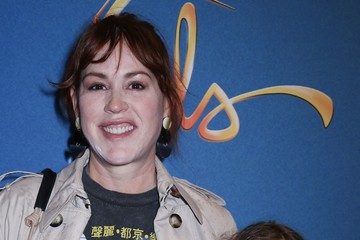 Molly Ringwald 'Freestyle Love Supreme' Opening Night