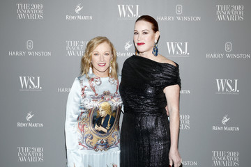 Molly Ringwald WSJ. Magazine 2019 Innovator Awards Sponsored By Harry Winston And Rémy Martin - Arrivals