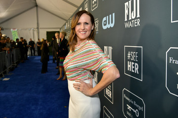 Molly Shannon 25th Annual Critics' Choice Awards - Red Carpet
