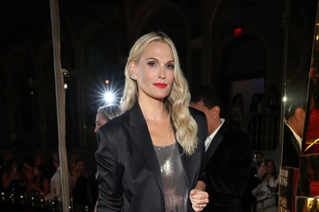 Molly Sims Harper's BAZAAR Celebrates 'ICONS' By Carine Roitfeld At The Plaza Hotel