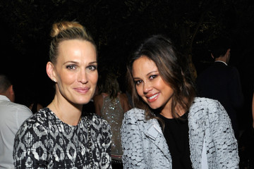 Molly Sims Restoration Hardware Opening