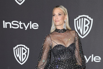 Molly Sims InStyle And Warner Bros. Golden Globes After Party 2019 - Arrivals