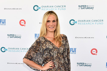 Molly Sims OCRF's 18th Annual Super Saturday NY Co-Sponsored by FIJI Water