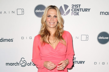 Molly Sims Arrivals at the March of Dimes Celebration of Babies