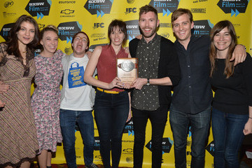 Mollye Asher SXSW Film Awards Offical Winner Photo Ops