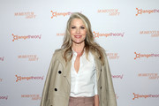 """Ali Larter attends """"Momentum Shift"""" Film Premiere Highlights Orangetheory's Inspiring, Female Founder Story And Other Tales Of The Power Of Community at Directors Guild Of America on October 21, 2019 in Los Angeles, California."""