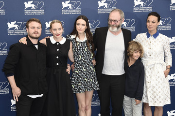Mona Fastvold Tom Sweet Photocalls: 72nd Venice Film Festival - Jaeger-LeCoultre Collection