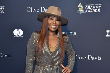 """Mona Scott-Young Pre-GRAMMY Gala and GRAMMY Salute to Industry Icons Honoring Sean """"Diddy"""" Combs - Arrivals"""