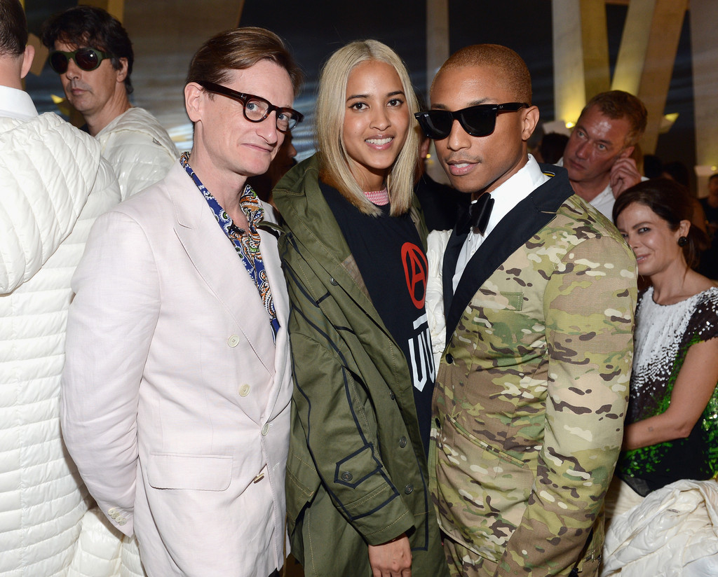 moncler 60th anniversary party