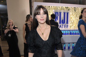 Monica Bellucci FIJI Water at the 74th Annual Golden Globe Awards