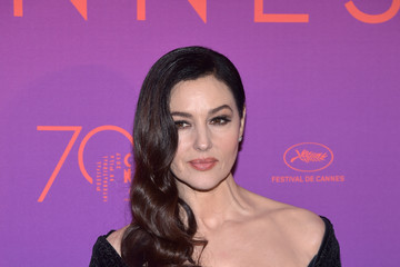 Monica Bellucci Opening Gala Dinner Arrivals - The 70th Annual Cannes Film Festival
