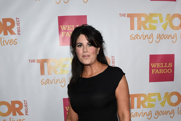 Monica Lewinsky 'TrevorLIVE LA' Event in LA — Part 3
