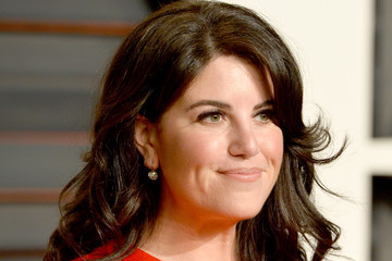 Monica Lewinsky Arrivals at the Elton John AIDS Foundation Oscars Viewing Party — Part 5