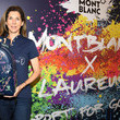 Monica Seles Montblanc Partners For Laureus Awards 2019 - Day Two : Photocall