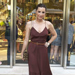 Monica de Tomas Celebrities Attend Jimmy Choo Boutique Reopening in Madrid