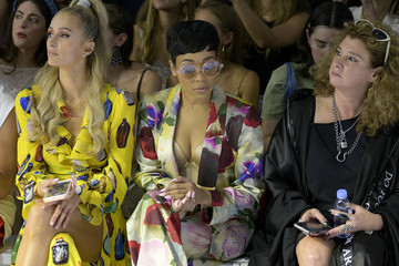 Monica Libertine - Front Row - September 2019 - New York Fashion Week: The Shows