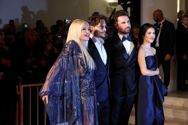 'Waiting For The Barbarians' Red Carpet Arrivals - The 76th Venice Film Festival