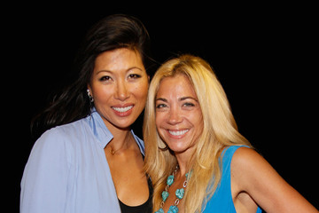 "Monika Chiang Women's Health Hamptons ""Party Under The Stars"" For RUN10 FEED10"