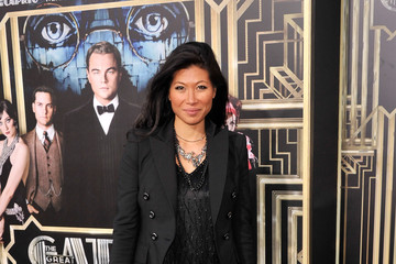 Monika Chiang 'The Great Gatsby' Premieres in NYC 5