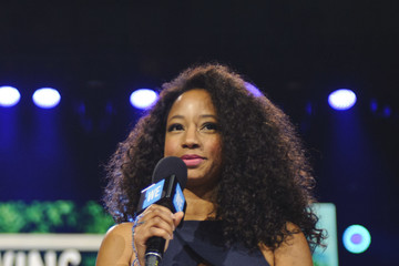Monique Coleman Shay Mitchell Hosts WE Day Illinois to Celebrate Young People Changing the World