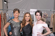 Monique Lhuillier and Perrey Reeves Photos Photo