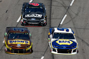 Trevor Bayne Chris Buescher Photos Photo