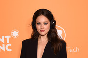 Emily DiDonato attends as Montblanc celebrates the launch of MB 01 Headphones & Summit 2+ at World of McIntosh on March 10, 2020 in New York City.