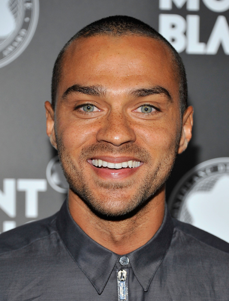Jesse Williams Photos Montblanc Presents The 21st Annual