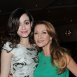 Jane Seymour and Emmy Rossum Photos