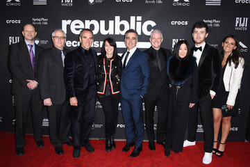 Monte Lipman FIJI Water At Republic Records Grammy After Party