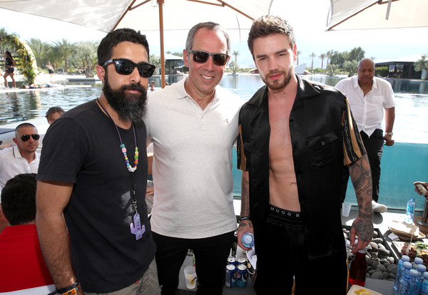 Monte Lipman and Liam Payne Photos - 1 of 2