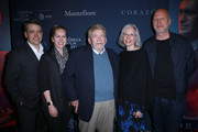 Jeffrey Short, Janna Masella, Don Short, Judy Short, and Director John Hillcoat attend CORAZON, Tribeca Film Festival Public Screening and Red Carpet Event presented by Montefiore on April 22, 2018 in New York City.