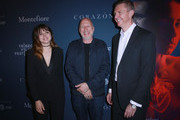 Actor Ana de Armas, Director John Hillcoat, and Dr. Mario Garcia attend CORAZON, Tribeca Film Festival public screening and red carpet event presented by Montefiore on April 22, 2018 in New York City.