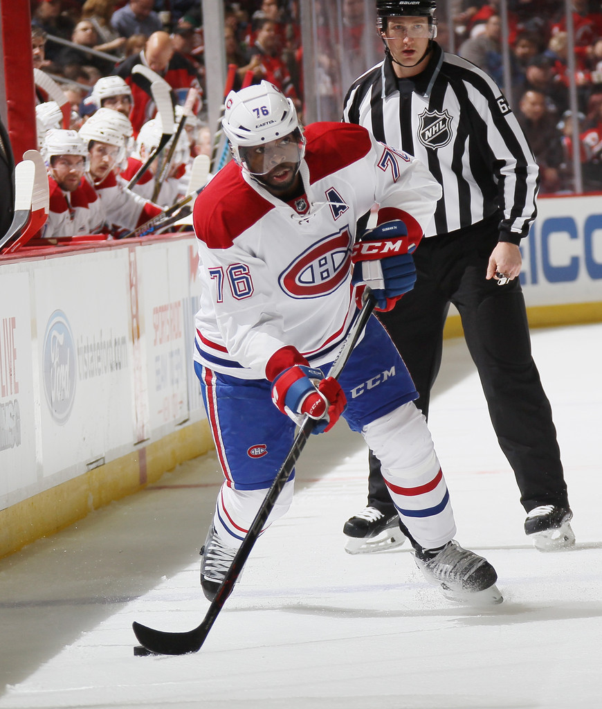 e777008870e P.K. Subban Photos»Photostream · Main · Articles · Pictures · Montreal  Canadiens v New Jersey Devils