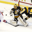 Marc-Andre Fleury and Brendan Gallagher Photos