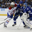 Ben Bishop Devante Smith-Pelly Photos