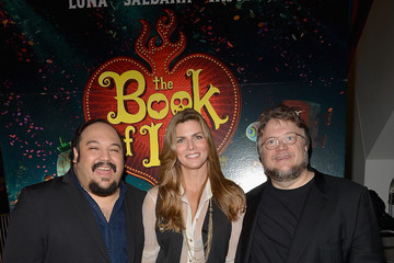 Montserrat Oliver 'The Book of Life' Premieres in Miami