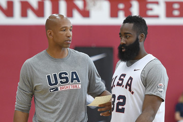 Monty Williams USA Basketball Men's National Team Training Camp